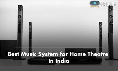 Best Music System for Home Theatre In India