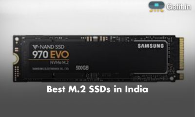 Best M.2 SSDs in India