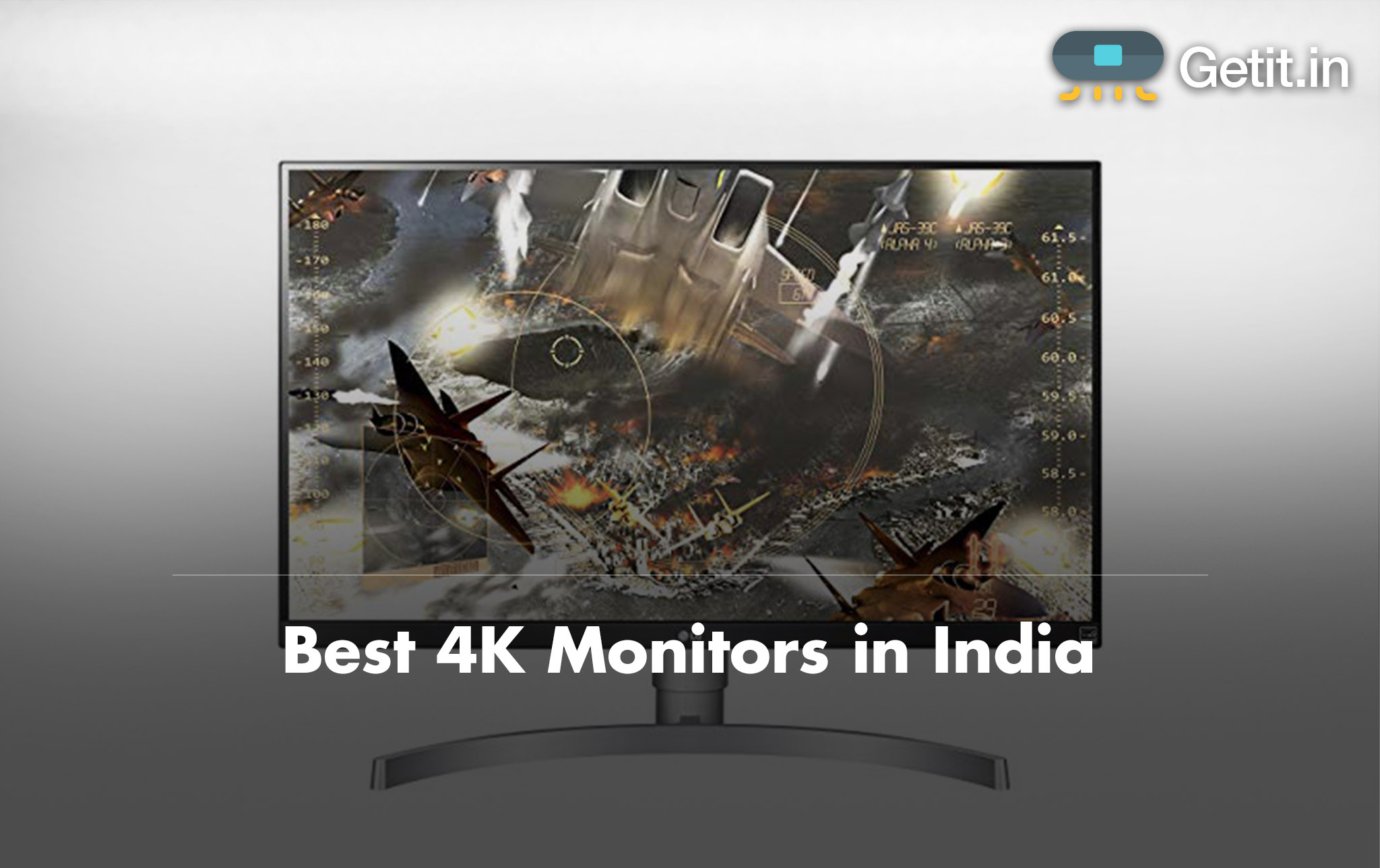 Best 4K Monitors in India