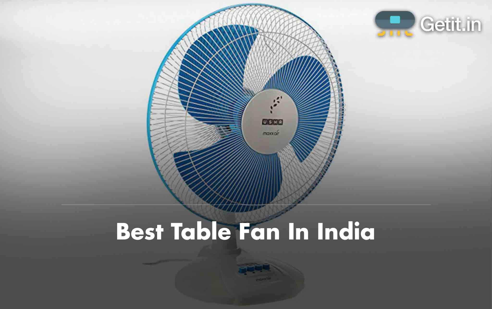 Best Table Fan In India