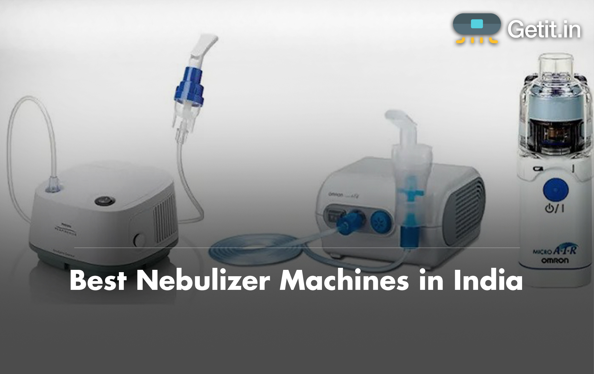 Best Nebulizer Machines in India