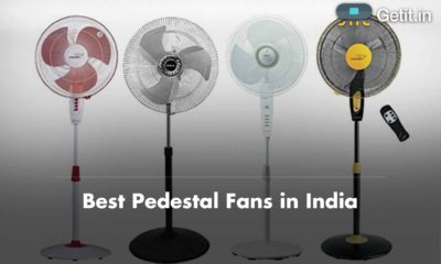 Best Pedestal Fans in India
