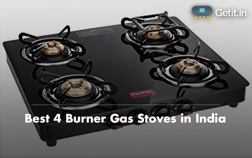 best 4-burner gas stoves