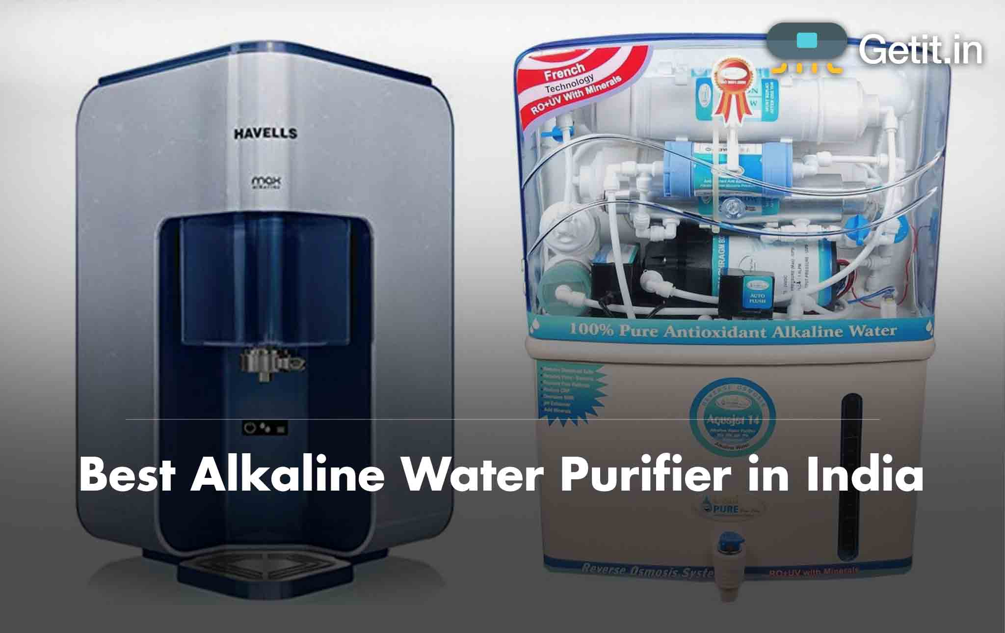 Best Alkaline Water Purifier in India