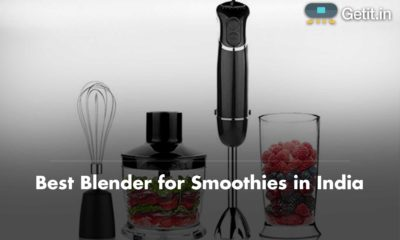 Best Blender for Smoothies in India