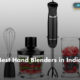 Hand Blenders in India
