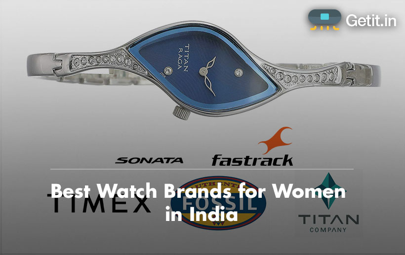 Top Ten Best Watch Brands for Women in India