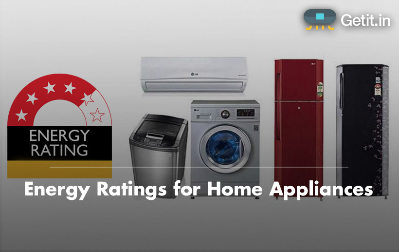 Energy Rating for Home Appliances
