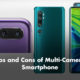 Pros and Cons of Multi-Camera Smartphone
