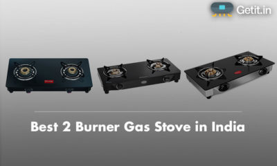 Best 2 Burner Gas Stove in India