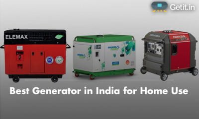 Best Generator for Home Use in India