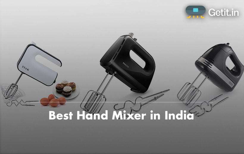 best hand mixers in india 2020