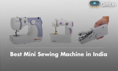 Best Mini Sewing Machine in India