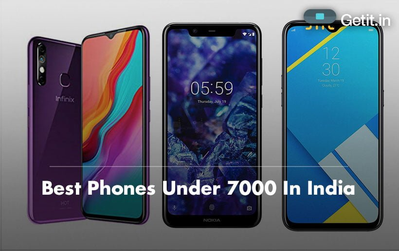 best phone under 7000 in india