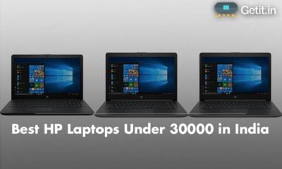 best HP laptop under 30000 in india