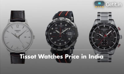 tissot watches price in india