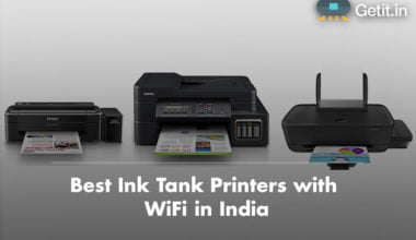 Best Ink Tank Printers with WiFi in India