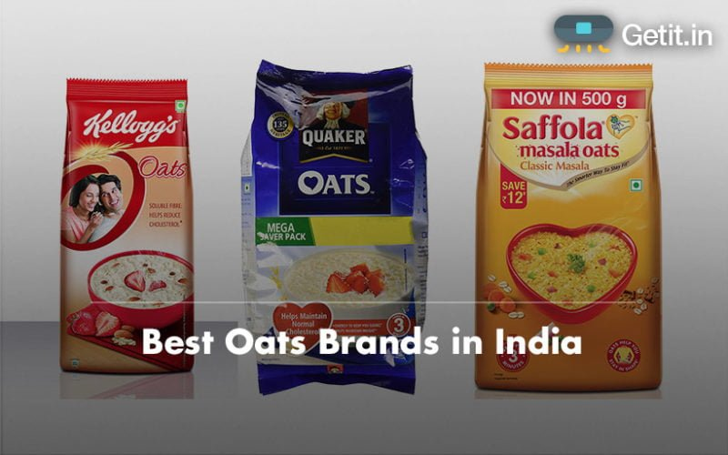 Best Oats Brands in India