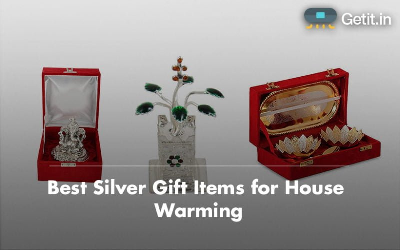 Best Silver Gift Items for House Warming